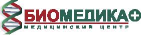 Логотип Биомедики